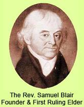 The Rev Samuel Blair