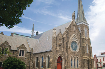 The First Presbyterian Church in Germantown