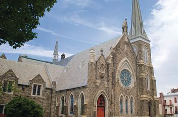 The First Presbyterian Church in Germantown